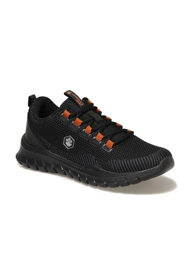 Lumberjack Weasley 1Fx Erkek Comfort Ayakkabı Siyah